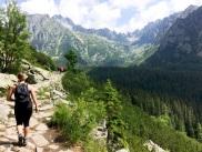 Walking Koprovsky Stit, Slovakia. Category: Travel